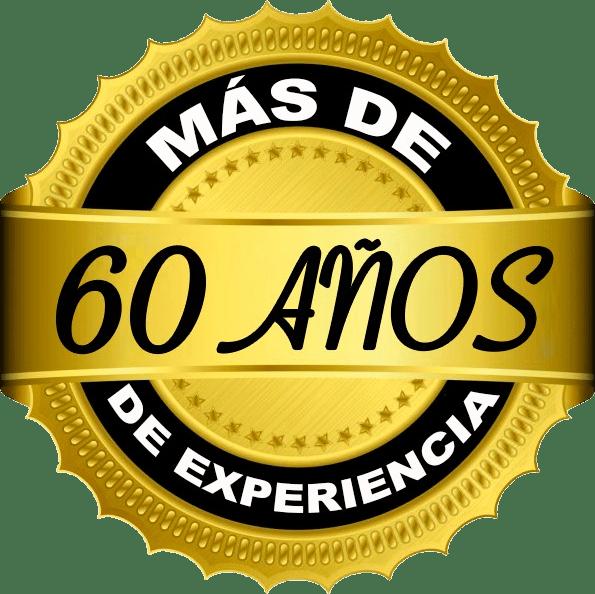 sello 60 años